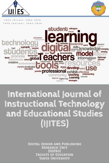 International Journal of Instructional Technology and Educational Studies